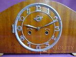 Часы каминные с боем ОЧЗ Орловский часовой завод 1957 год. Рабочие., фото №8