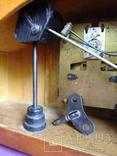 Часы каминные с боем ОЧЗ Орловский часовой завод 1957 год. Рабочие., фото №9
