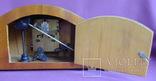 Часы каминные с боем ОЧЗ Орловский часовой завод 1957 год. Рабочие., фото №12