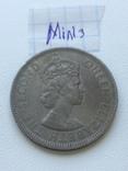 Маврикий 1 рупия, 1956, фото №2