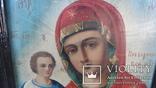 """Икона """"Божия Матерь Праворучица"""", фото №10"""