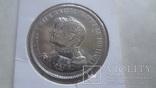 1000 рейс 1898 Португалия серебро Холдер 522~, фото №2
