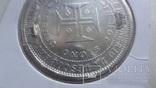 1000 рейс 1898 Португалия серебро Холдер 522~, фото №8