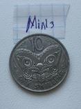 One shilling 1967 Australia, фото №3