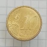 """10 евроцентов 2007г Словения """"Катэдра свободы"""", фото №3"""