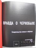 """""""Правда о Чернобыле. Свидетельства живых и мертвых"""" В.Губарев, 2020 год, фото №3"""