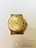 Часы золотые Ракета, фото №2
