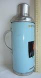 Термос FLYING GRANE для чая, кофе и напитков - стеклянная колба., фото №4