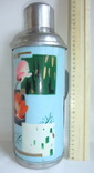 Термос FLYING GRANE для чая, кофе и напитков - стеклянная колба., фото №2