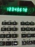 Калькулятор профессиональный сетевой ЭЛЕКТРОНИКА МКУ1 в отличном рабочем состоянии, фото №4