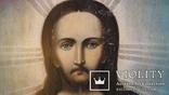"""Икона """"Господь Вседержитель"""", старинная, фото №7"""