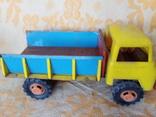 Грузовой автомобиль времен ссср, фото №5