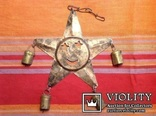 « Звезда с колокольчиками» /звук ветра, фото №5