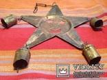 « Звезда с колокольчиками» /звук ветра, фото №7
