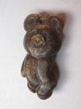 Брелок Олимпийский мишка, длина 4,5 см, фото №2