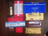 Обертки от шоколада 10 шт., импорт, разное 90х.г., фото №3