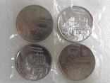КрАЗ-6322 Солдат 10 грн. 2019 рік (4 монети із роліка) UNC