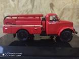 Масштабная модель Пожарная машина АЦУП-20(63)-60 от DIP-Models1/43, фото №4