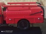 Масштабная модель Пожарная машина АЦУП-20(63)-60 от DIP-Models1/43, фото №7