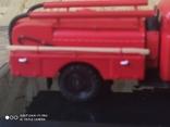 Масштабная модель Пожарная машина АЦУП-20(63)-60 от DIP-Models1/43, фото №9