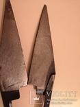 Ножницы для стрижки овец барашков новые винтаж СССР, фото №8