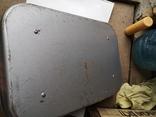 Чемодан кейс саквояж дипломат ящик для инструментов армейский, фото №9