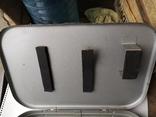 Чемодан кейс саквояж дипломат ящик для инструментов армейский, фото №11