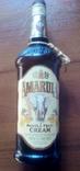 Бутылка от ликера Амарула. Африка., фото №2