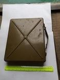Ящик для инструментов армейский кейс дипломат чемодан СССР, фото №5