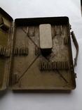Ящик для инструментов армейский кейс дипломат чемодан СССР, фото №9