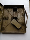 Ящик для инструментов армейский кейс дипломат чемодан СССР, фото №10