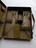 Ящик для инструментов армейский кейс дипломат чемодан СССР, фото №2