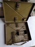 Ящик для инструментов армейский кейс дипломат чемодан СССР, фото №3