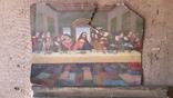 Тайна вечеря и киотна рама, фото №6