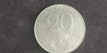 ГДР 20 марок Отто Гротеволь, фото №5