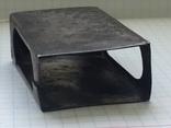Спичечница серебро 84, фото №5