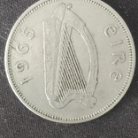 Ирландия,флорин (2 шиллинга),1965 г., фото №3