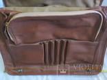 Портфель кожаный., фото №3