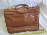 Портфель кожаный., фото №5