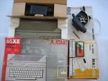 Компютер Atari 65XE, фото №11