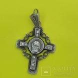 Кулон Хрест Срібло 925 9,81 грам., фото №2