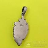 Кулон  Срібло 925  14,86 грам., фото №3