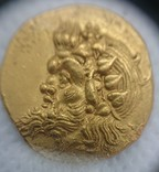 Золотой статер Пантикапей 314-304 год до н.э., Боспорское царство, фото №4