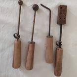 Инструменты для работы с тканью, кожей., фото №2