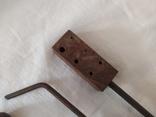 Инструменты для работы с тканью, кожей., фото №3