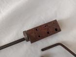 Инструменты для работы с тканью, кожей., фото №4