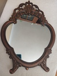 Зеркало настольное., фото №2