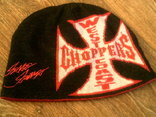 West Coast Choppers(XXL) - свитер + шапка, фото №10