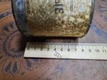 Краска масляная СССР  Белила  цинковые жесткбанка 750 гр., фото №4