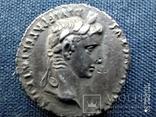 Денарий Августа.27-14 г.до.н.э. Монетный двор lugdunum ( 2 г.до.н.э-4 г.н.э)., фото №9